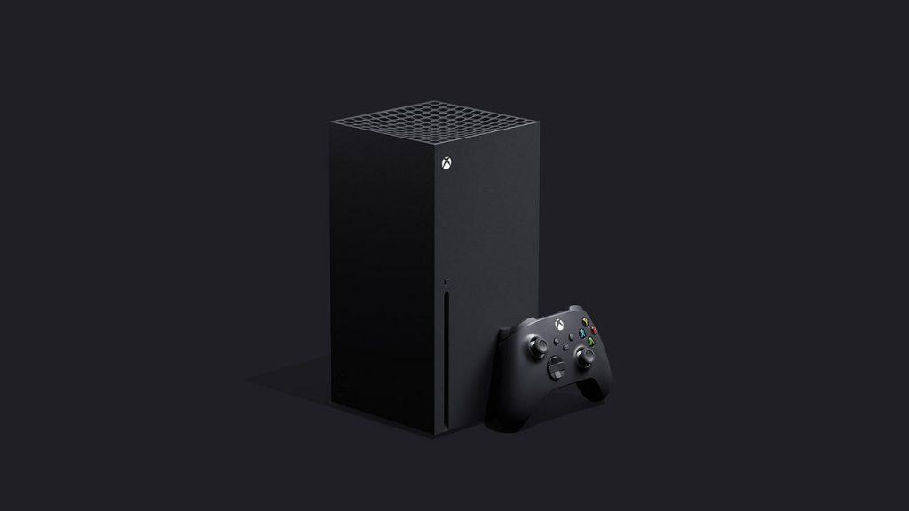 Microsoft Xbox Series X konsol
