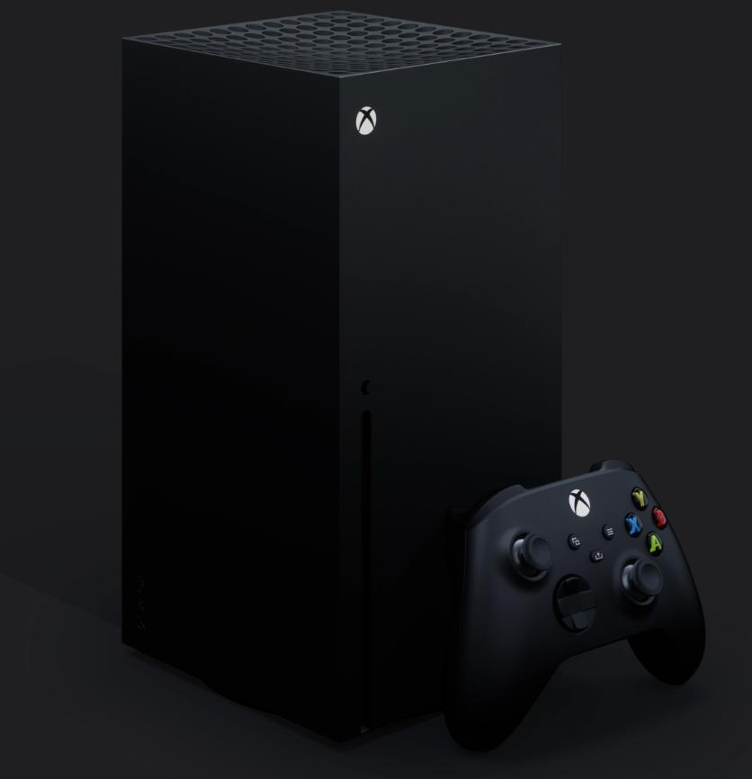 Xbox Series X konsol